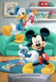DIY 5D <b>Diamond Painting Embroidery</b> Mickey Mouse Cross Stitch ...