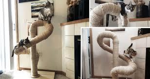 <b>Sisal Cat Tree</b> ⋆ Catastrophic Creations