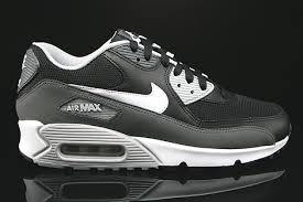 grey and black nike air max 90 black grey nike air