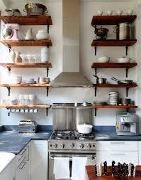images kitchen shelf pinterest open