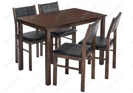 <b>Обеденная группа</b> Bahamas (стол и 4 стула) oak / black — купить ...