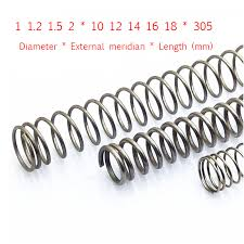 <b>Stainless</b> steel pressure spring Y type <b>Compression Spring</b> ...