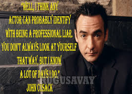 Amazing 21 noted quotes by john cusack image Hindi via Relatably.com