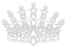 Small Picture Coloring Pages Princess Crown Art Pinterest
