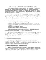 essay cause and effect thesis outline cause and effect essay essay cause effect essay cause and effect thesis outline