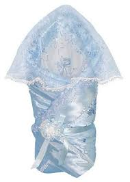<b>Конверт</b>-одеяло <b>Маргарита</b> на <b>выписку</b> из атласа 90 см — купить ...