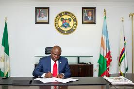 Image result for pictures of lagos governor