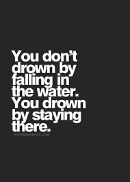 Image result for drowning quotations