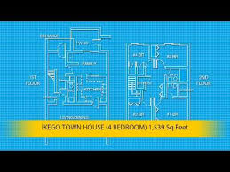BR Townhouse at Ikego Housing   YouTube BR Townhouse at Ikego Housing