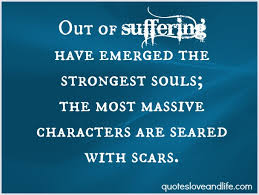 Suffering Quotes Images and Pictures