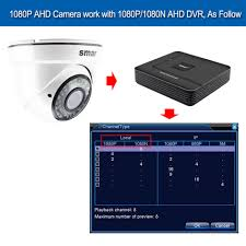Smar <b>SONY IMX323</b> 1080P AHD Camera With 2.8 12MM 4X ...