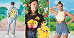 Early Look at the Upcoming <b>Levi's</b> x <b>Pokémon</b> Collection