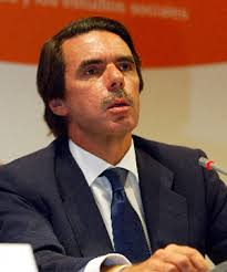 José María Aznar López born on 25th of February 1953 in Madrid, his parents are Elvira ... - Jose_Maria_Aznar