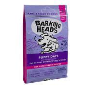 Cухой <b>корм BARKING HEADS</b> (БАРКИНГ ХЕДС) для щенков ...