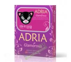 Adria <b>Glamorous</b> (<b>2 линзы</b>) купить в интернет магазине '<b>Линзы</b> Ру'