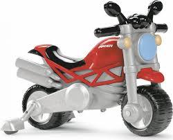"<b>Chicco</b> игрушка-<b>каталка мотоцикл</b> ""<b>Ducati</b> Monster"" 18м+: ..."