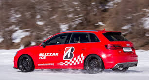 первый тест новейших зимних шин <b>Bridgestone Blizzak ICE</b>
