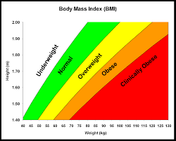 Image result for bmi chart