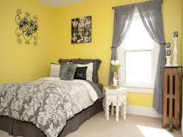 yellow and gray bedroom: gallery for yellow and gray bedroom ideas