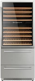 <b>Thor</b> Kitchen HWC2404U 30 Inch Built-In/ Freestanding Wine Cooler ...