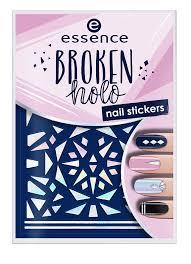 essence. <b>Наклейки для ногтей Broken</b> Holo, т.12 купить в ...