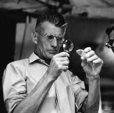 Samuel Beckett Pinterest