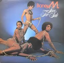 <b>Boney M</b>. - <b>Love</b> For Sale (1977, Vinyl) | Discogs