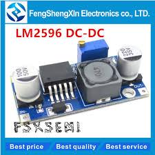 <b>5pcs</b>/<b>lot</b> New <b>LM2596 DC DC</b> Step Down Converter Module <b>DC</b> 4.0 ...
