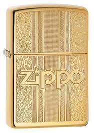 <b>Зажигалка</b> ZIPPO Classic <b>High Polish Brass</b> — купить в интернет ...