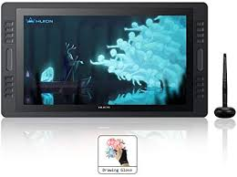 <b>HUION</b> Drawing Monitor <b>Kamvas Pro20</b> 2019 Pen Display with HD ...