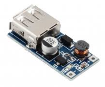 0.9V-<b>5V</b> input, <b>5V USB</b> Output Boost Regulator Module [CE8301 ...