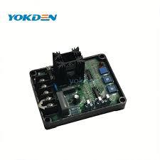 <b>8A</b> Diesel <b>Generator</b> Spare Parts <b>Auto</b> Voltage Regulator <b>AVR</b>