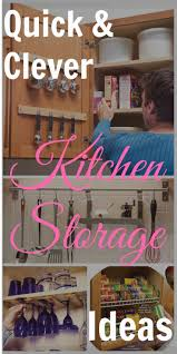 kitchen solution traditional closet:  quick and clever kitchen storage ideas simple solutions for organizing kitchen clutter
