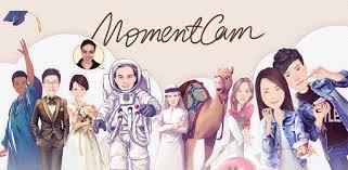 Приложения в Google Play – MomentCam Карикатуры и Стикеры