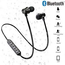 <b>Magnetic Wireless</b> bluetooth Earphone <b>XT11</b> – Itech Accessories