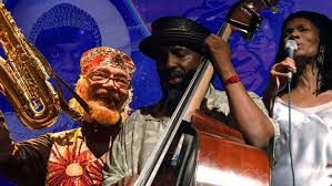 Sounds of Justice: <b>Sun Ra</b> Arkestra and William Parker's Inside ...