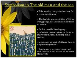 old man and the sea essay topicssymbolism in  quot the old man and the sea quot  symbols in the old man and