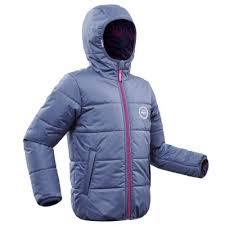 <b>Куртка детская утепленная WARM</b> REVERSE 100 WEDZE ...