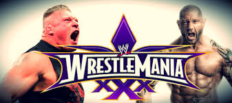 Brock Lesnar vs. Batista WrestleMania XXX A MAJOR WWE Clash Full. Batista WrestleMania XXX A MAJOR WWE Clash Full Details