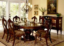 Round Dining Room Furniture Ashley Furniture Round Dining Room Sets Andifurniturecom