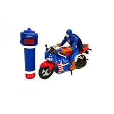 (Капитан Америка) с гироскопом <b>Yongxiang Toys</b> 8897-202A