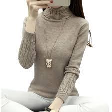 <b>Женский</b> кашемировый <b>свитер</b> водолазка|Водолазки ...