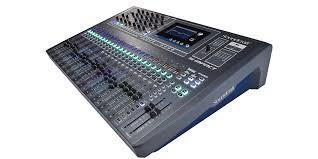 Si Impact | Soundcraft - Professional Audio Mixers