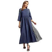 YLGROUP Dress, <b>Muslim Middle Eastern Style</b> Big Swing ...