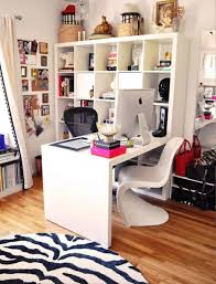 decoration trendy white wall shelves beside agreeable white office desk design and cute white chair brilliant white home office furniture