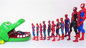 Spiderman, Hulk, <b>Iron</b> Man Defeat <b>Thanos</b>! <b>Marvel Superheroes</b> ...