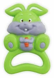 <b>Погремушка Baby Mix</b> Кролик 187 — купить по выгодной цене на ...