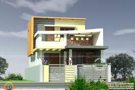 sq ft Modern Tamilnadu house   Kerala home design and floor plansModern Tamilnadu house