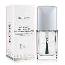 Christian <b>Dior Gel</b> Coat Spectacular Shine & Shape <b>Top Coat Gel</b> ...