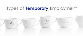 types of temporary employment lawdepot blog the wave of temp jobs contract work internships and part time positions the traditional full time worker is now part of a greater ecosystem of